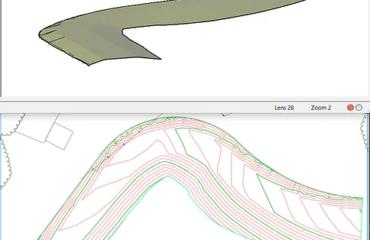 AutoCAD Civil 3D Grading
