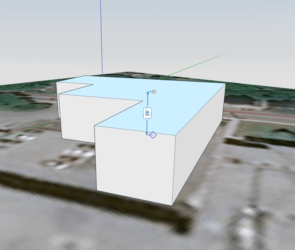 Autodesk FormIt Mass Form