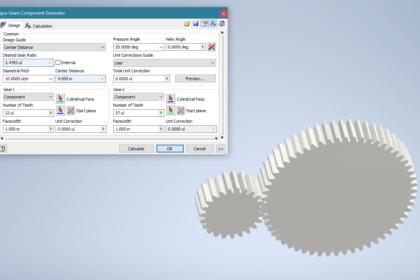 Autodesk Inventor Design Accelerator