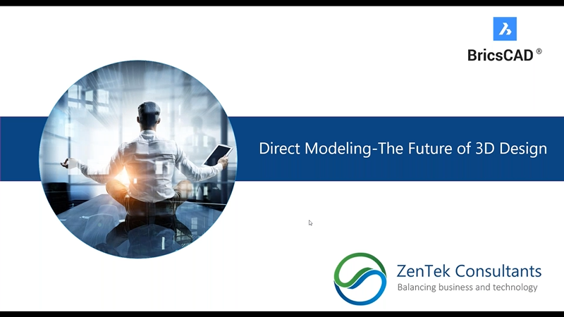 Direct Modeling - The Future of 3D Design