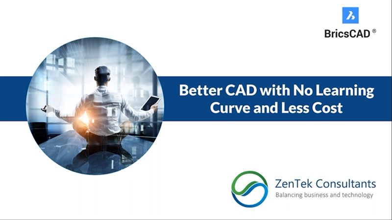 A Better CAD System with No Learning Curve and Less Cost