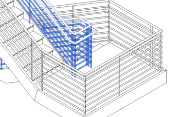 Railings in Revit